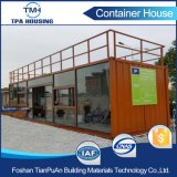 Certificado ISO Modern Design Steel Frame Container House in Home Design