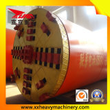 Les sols mixtes tunnel boring machine