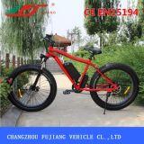 26 bicicletta della montagna di pollice 500With750W E con la gomma grassa