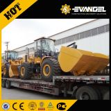 Xcm積載量6トンのの真新しく小さい車輪のローダーLw600k