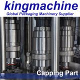 Automatic Drinking Toilets Bottle Filling Production Machine Equipments/Line/Seedling