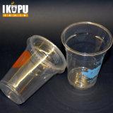 SGS de alta qualidade certificada 14oz Pet descartáveis copo transparente com tampa