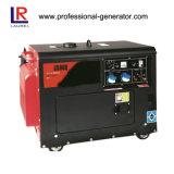 generatore diesel portatile di 5kw 6.25kVA con aria raffreddata