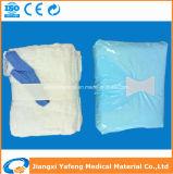 Spugna chirurgica medica del giro del doppio pacchetto di carta sterile di Eo