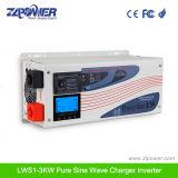 低周波の純粋な正弦波インバーター太陽エネルギーインバーター2000W 12V 24V