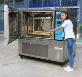 Chambre d'essai concernant l'environnement (équipement d'essai d'humidité de Temperature&) pour l'essai en verre