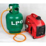 LPG/Ngの発電機1.8kw-6.4kw