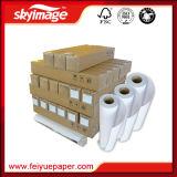 105GSM 1, 320mm*52pulgadas Rollo Papel de Sublimación Alta Liberación para Impresión de Inyección de Tinta