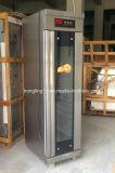 Хлеб Proofer цифров горячих подносов двойной двери 32 сбывания роскошный для хлебопекарни