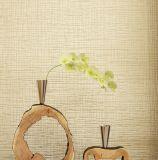 Patrón de flores de papel de pared