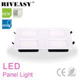 48W 2*2 Gitter beleuchtet LED-Panel mit Ce&RoHS Instrumententafel-Leuchte LED