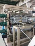 Производственная линия штрангпресса доски PE PP пластичная