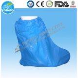 Медицинской одноразовой пластиковой крышки багажника с эластичной, Anti-Static