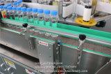 Machine à étiquettes pneumatique pour la bouteille carrée