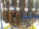 Con un peso de llenado automático de la máquina de aceite Bebidas