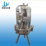 Roestvrij staal dat het Element van de Filter voor de Filter van de Zak vouwt