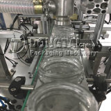Sauce intégré et le plafonnement de la machine de remplissage