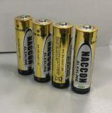 乾電池AA 1.5V Lr6の超アルカリ電池