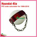 Calculadora del código del Pin de Hyundai KIA a partir de 1996-2016