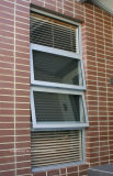 Silver Anodized Aluminum Knell Windows with Multiple Openings
