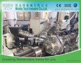 Machines de LDPE du PE en plastique pp électriques/électriques/de l'électricité conduit de pipe d'extrusion