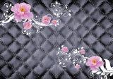 ホーム装飾のための革パターンデザイン3D立体油絵