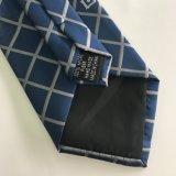 Cravate de polyester tissée par tripes colorée par Sbright de qualité de mode (L035)