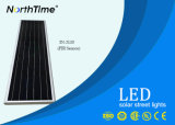 25 ans de vie Panneau solaire pour lampe de rue LED solaire