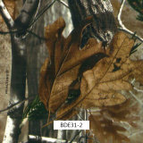 屋外のItmes (BDE31-1)のための葉のCamoのハイドロフィルム