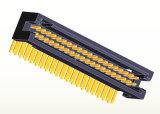 1.27mm 정각 수평한 유형 상자 머리말 연결관 PCB 연결관