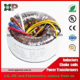 Transformador de potencia de la base de hierro del anillo