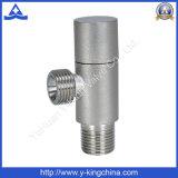 Латунный угловой вентиль с ручкой цинка (YD-5024)