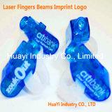Feixes impressos do dedo do laser com alta qualidade