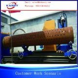 Kr-Xy3 3 CNC van de Pijp van het Staal van de As de Scherpe Machine van de Vlam van het Plasma voor de Pijp van het Metaal