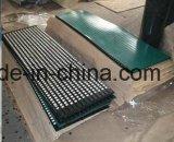 Cerámica de cerámica del revestimiento de la polea de Chemshun para el transportador de correa Manufactueres