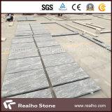 Mattonelle bianche del granito della Cina Juparana con le vene grige