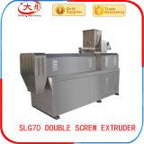 China comida de parafuso máquina extrusora dupla Fabricação