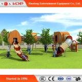 2017 de Houten Apparatuur van de Speelplaats Huadong voor Verkoop (hd-MZ011)