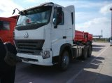 Sinotruk Huawin A7 6x4 chariot tracteur roulant chariot Véhicule tracteur
