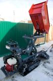 By800油圧農場のクローラートラクター