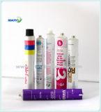 Kosmetik-verpackenhaar-Farben-Sahne leeres AluminiumCollpasible Gefäß
