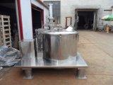 Automatische Unterseiten-Einleitung-Öl-flache Platten-Zentrifuge des Schaber-Pgz1000