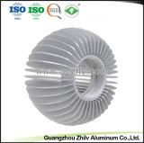 Het Anodiseren van de fabrikant de LEIDENE van het Aluminium Uitdrijving van Heatsink met ISO9001