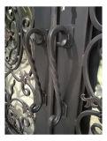Portelli di lusso di obbligazione del ferro di Wrougt del metallo