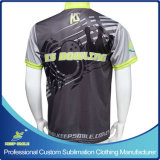 Impression en sublimation personnalisé Bowling Sports Jersey