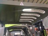 Carretilla elevadora diesel de Snsc 3.5ton en el puerto marítimo de África