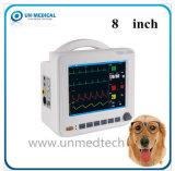 8-дюймовый Vet Портативный монитор пациента для ветеринарных медицинское оборудование