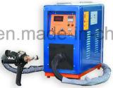Handbediende het Verwarmen van de Inductie Apparatuur voor het Verwarmen van het Koper Lassen