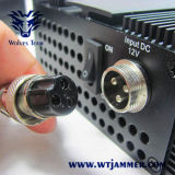 Jammer WiFi сигнала мобильного телефона GSM 3G 4glte/Wimax WiFi PC Controlled