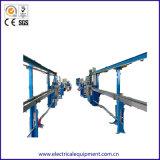 FTTH de alambre y cable de fibra óptica que hace la máquina de extrusión